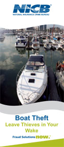 Boat Theft Brochure