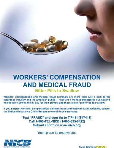 Workers' Comp Poster