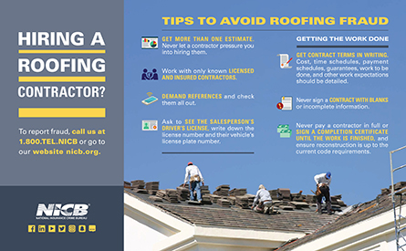 Roofing Contractor Infographic thumb
