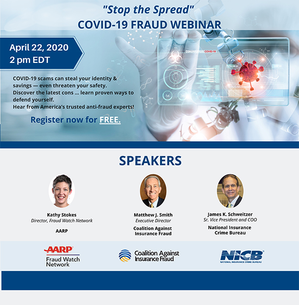 Free Consumer Covid 19 Webinar On April 22 National Insurance