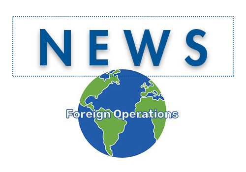 Foreign Ops News Banner