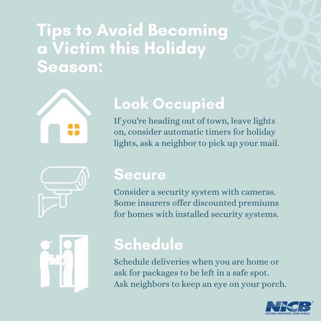 Holiday Package Theft Blog