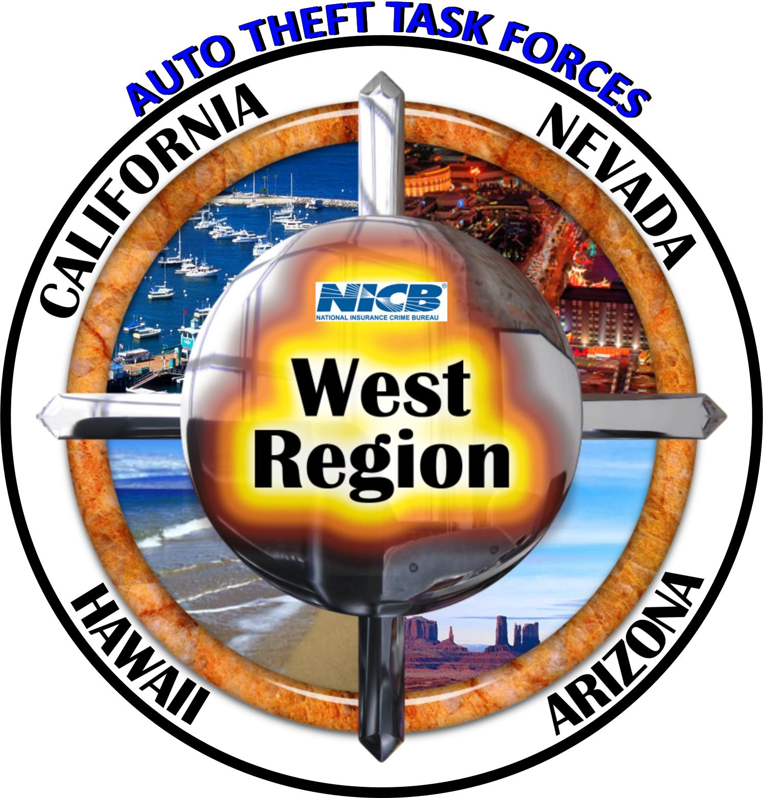 NICB West Region Task Force Activity for 2018  National Insurance Crime Bureau