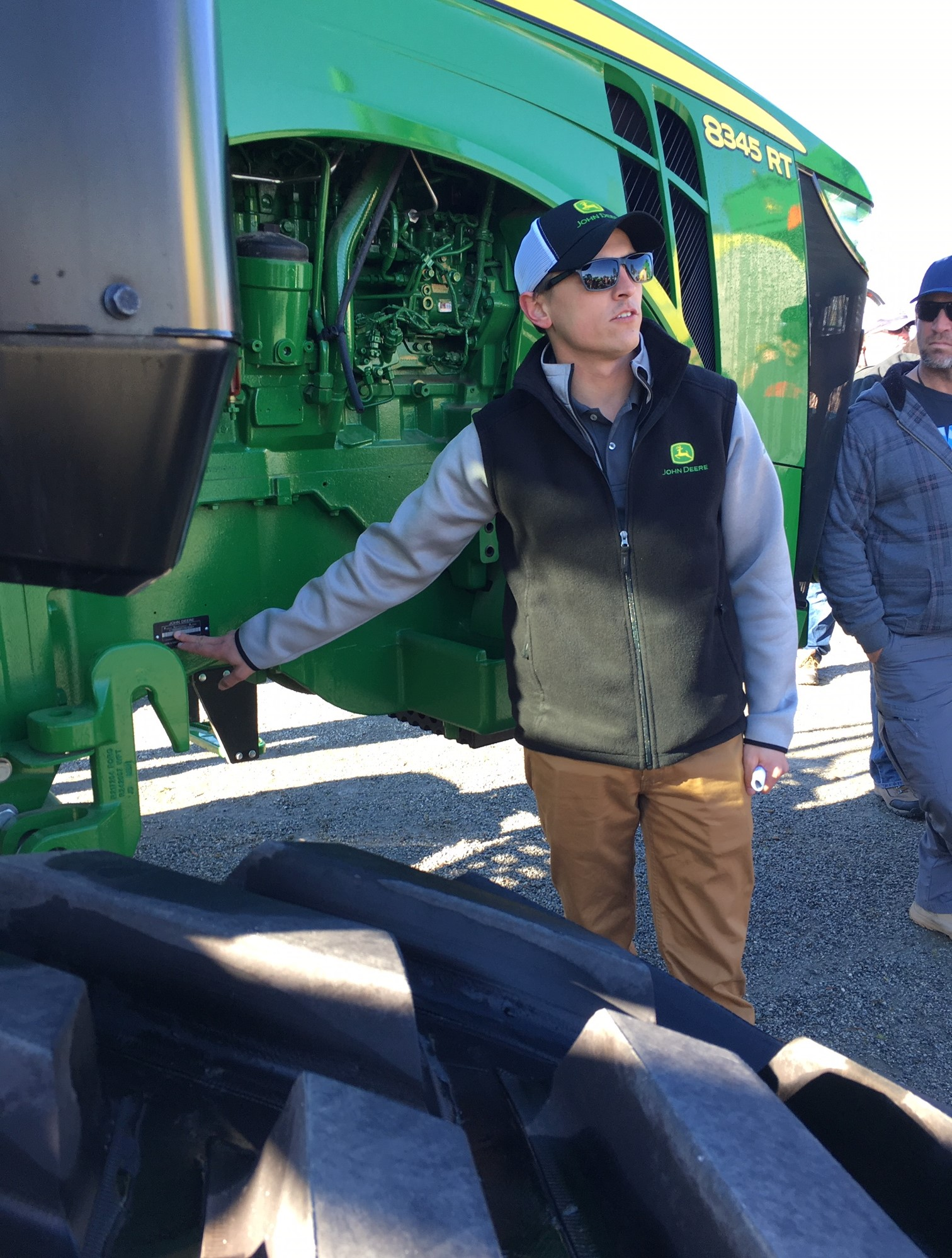 Heavy Equipment ID Training at World AG Expo | National