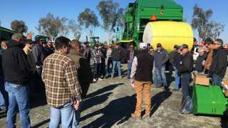 World AG Expo Training