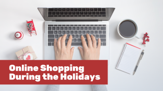 Holiday Shopping Cover