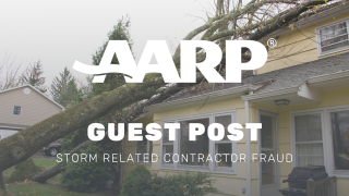 AARP Contractor Fraud Blog Cover Image