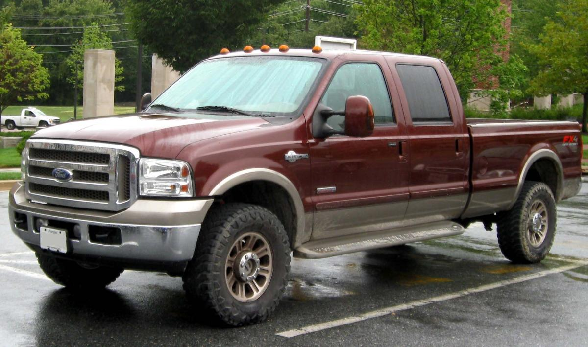 3. Ford Pickup 17