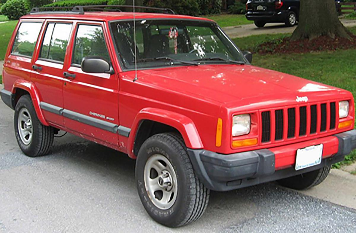 2001 jeep cherokee sport fuse box decal nicb s hot wheels america s 10 most stolen vehicles  2018 data  most stolen vehicles